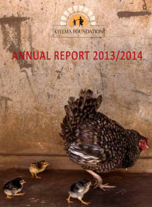KYEEMA annual report 13-14