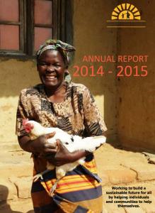 KYEEMA annual report 14-15