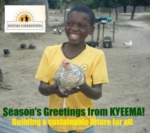 Seasons Greetings From KYEEMA-