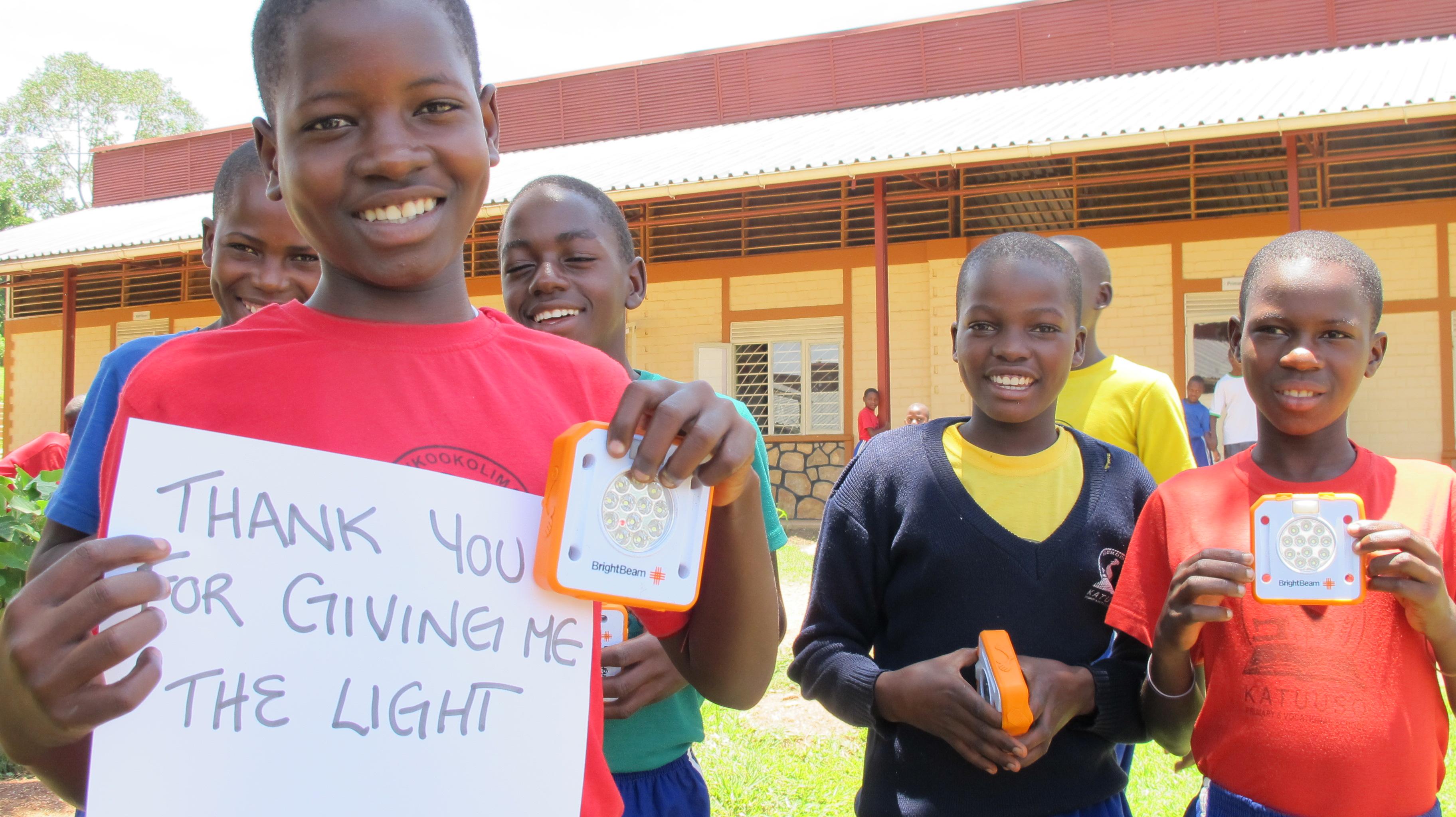 KYEEMA Solar Buddy Uganda